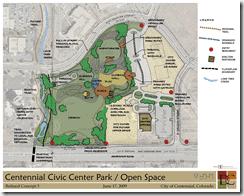 Civic Center Park Concept Plan