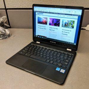 My Samsung Chromebook Pro