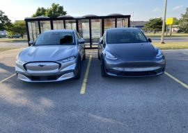 Mustang Mach-E over the Tesla Model Y?