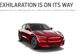 Mustang Mach-E – Dealer Frustrations