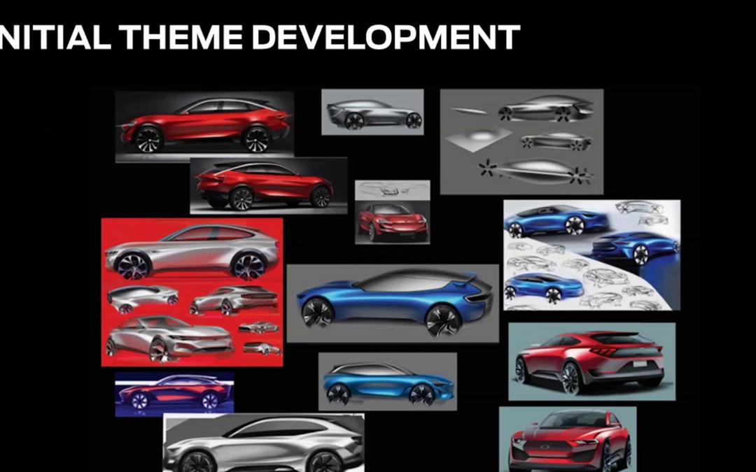 Mustang Mach-E – Design Process